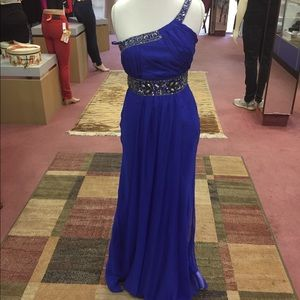 May Queen Dresses - Evening Gown